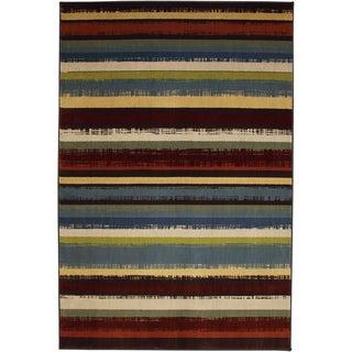 Boho Stripe Rug (8' x 10')