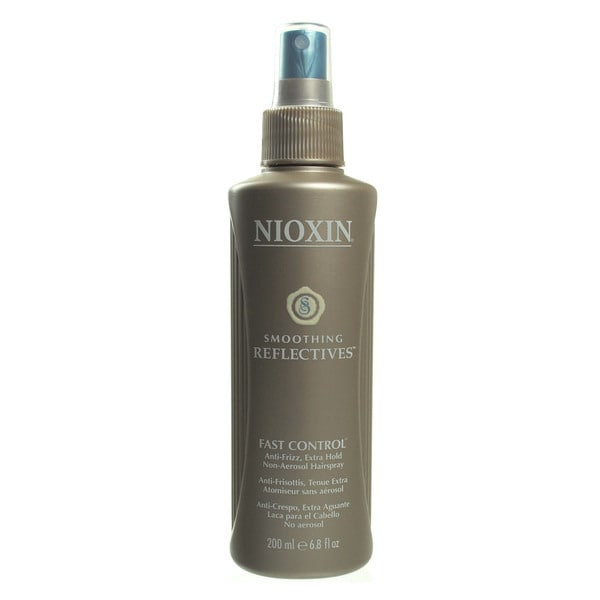 Nioxin Smoothing Reflectives Fast Control 6.8-ounce Hairspray