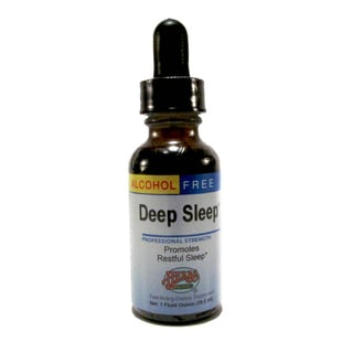 Deep Sleep Alcohol-Free Fast Acting 1-ounce Dietary Supplement