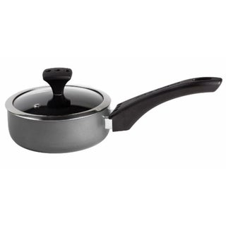 Art & Cuisine Diaz Grey 3.4-quart Saucepan with Lid