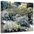 Linda Parker 'Desert Botanical Garden' Gallery-Wrapped Canvas