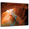 Linda Parker 'Slot Canyon V' Gallery-Wrapped Canvas