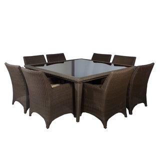 Lake Shore 9-piece Outdoor Dining Set