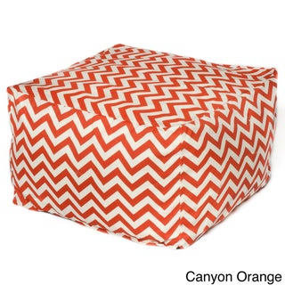 Chateau Designs Outdoor Bean Bag Ottoman