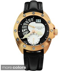Android Men's 'Concept T' Swiss Retrograde Multi-function Watch