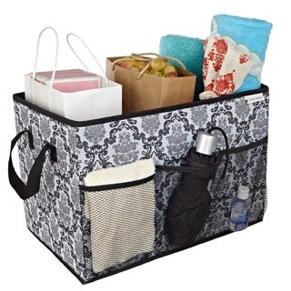 Laura Ashley Collapsible Trunk Organizer