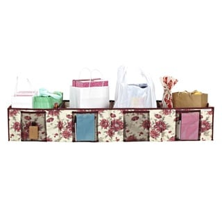 Laura Ashley 'Milner' Expandable Foldable Trunk Organizer