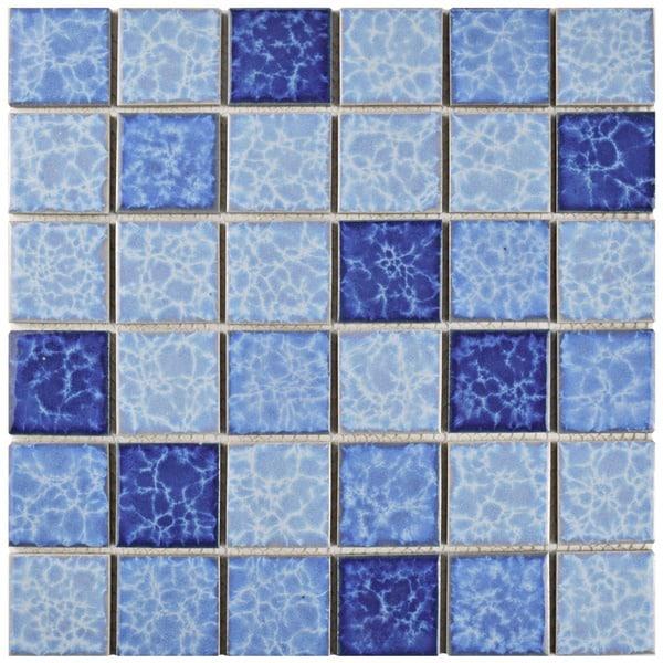 Somertile watermark square aegean for 10 inch floor tiles