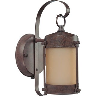 Nuvo Energy Saver 1-light Old Bronze Wall Sconce