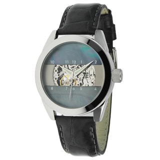 Android Men's 'Horizon 2' Skeleton Automatic Watch