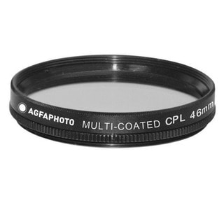 Agfa 46mm Digital Multi-Coated Circular Polarizing (CPL) Filter APCPF46