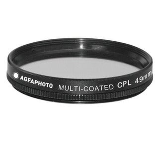 Agfa 49mm Digital Multi-Coated Circular Polarizing (CPL) Filter APCPF49