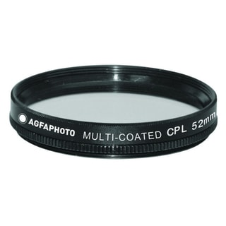 Agfa 52mm Digital Multi-Coated Circular Polarizing (CPL) Filter APCPF52