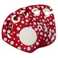 Red Dot 'Lappertizer' Serving Trays (Set of 4)