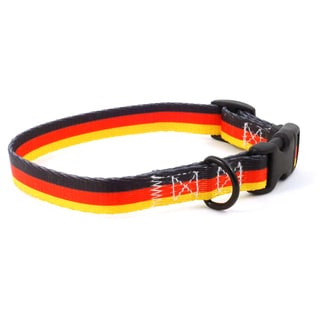 Patriapet German Flag Dog Collar