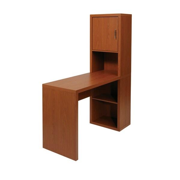 Fusion Library Desk/ Storage Compartment