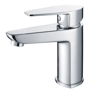 Ruvati 'Voda' Polished Chrome Single Hole Bathroom Faucet
