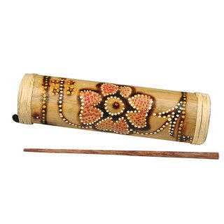 Bamboo Guiro Shaker (Indonesia)