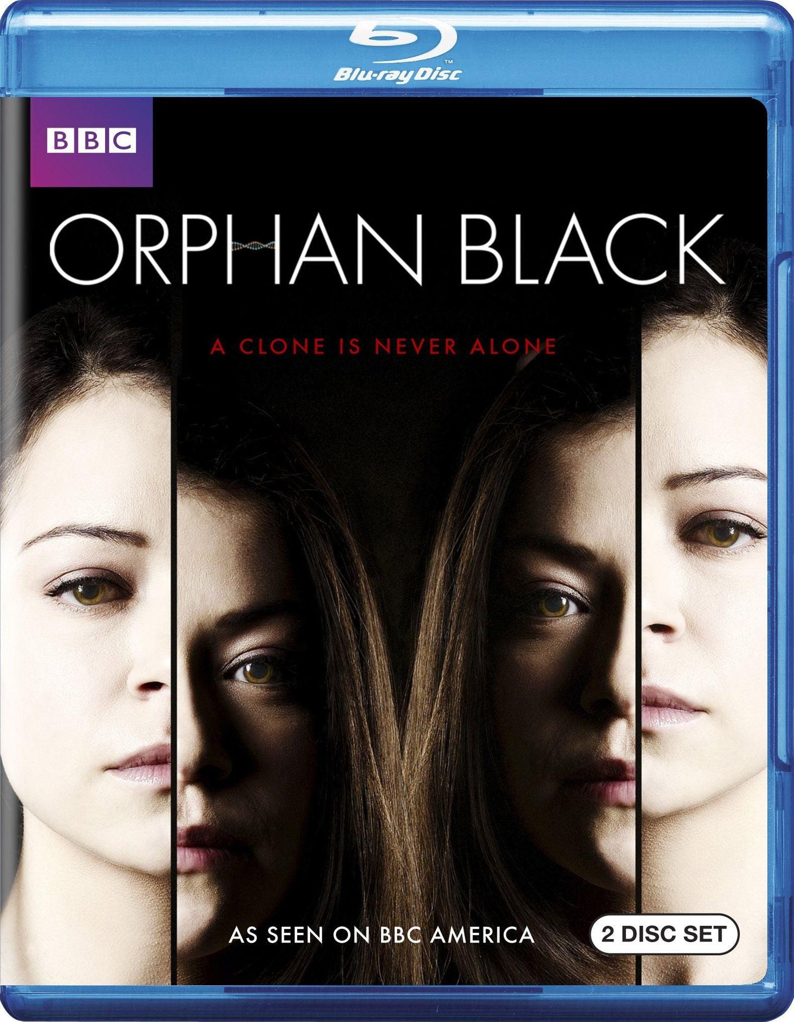 Orphan Black: Season 1 (Blu-ray Disc)