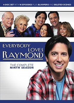 Everybody Loves Raymond - Season 9 (DVD)