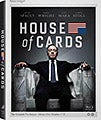 House of Cards: The Complete First Season (Blu-ray Disc)