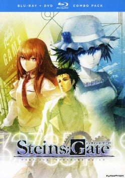 Steinsgate: Complete Series: Part 1 (Blu-ray/DVD)