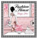 Fashion House: Illustrated Interiors from the Icons of Style (Hardcover)