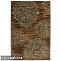 Leigh Striated Medallion Rug (8' x 10')