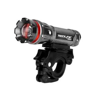 Nebo Tools Redline Bright Light Flashlight with Bike Mount