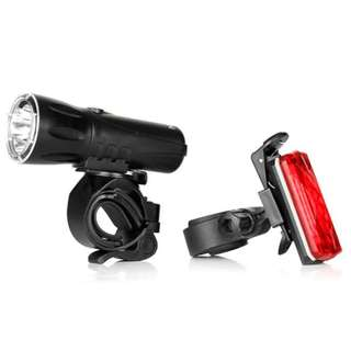 Nebo Tools Bike Light Combo Set