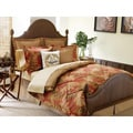Tommy Bahama Orange Cay 4-piece Comforter Set
