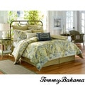 Tommy Bahama Tropical Floral 4-piece Comforter Set