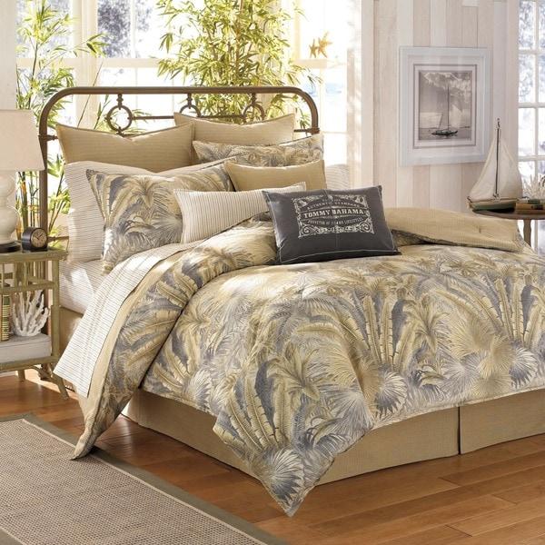 Tommy Bahama Bahamain Breeze 4-piece Comforter Set
