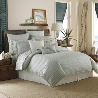 Tommy Bahama Surfside Stripe 4-piece Comforter Set