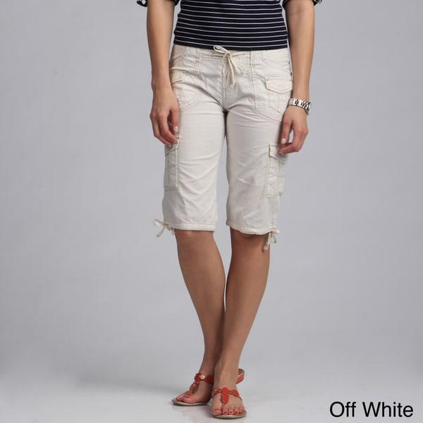 Unionbay Juniors Cotton Skimmer Short