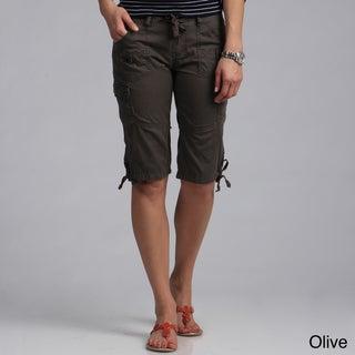 Unionbay Junior's Cotton Finley Shorts