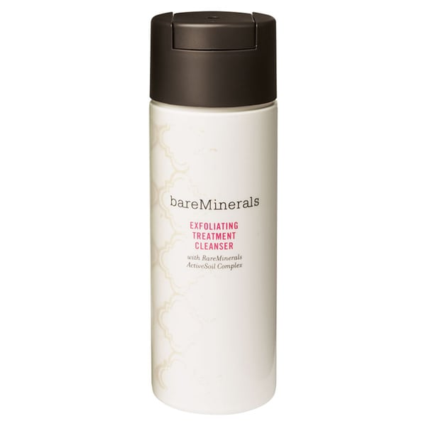 bareMinerals Exfoliating Treatment 2.5-ounce Cleanser