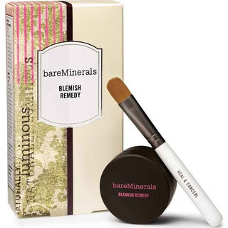 bareMinerals Blemish Therapy Remedy and Brush