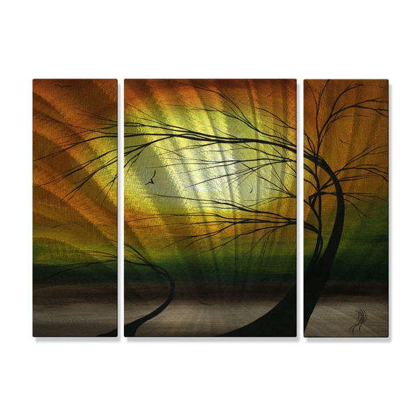 Megan Duncanson 'Mother & Child' Wall Hanging