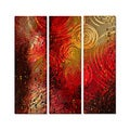 Megan Duncanson 'Fulfillment' Metal Wall Art