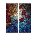 Megan Duncanson 'Bold Statement' Wall Hanging