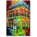 Diane Millsap 'AC Nawlins Rainbow' Metal Wall Sculpture