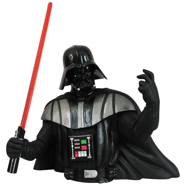 Star Wars Darth Vader Bust Bank
