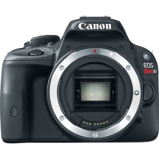 Canon EOS Rebel SL1 17.9MP Digital SLR Camera (Body Only)