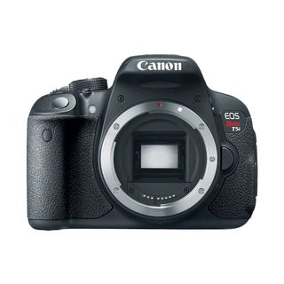 Canon EOS Rebel T5i 18MP Digital SLR Camera (Body Only)