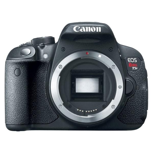 Canon EOS Rebel T5i 18MP Digital SLR Camera (Body Only)