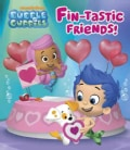 Fin-tastic Friends! Glitter Board Book (Board book)