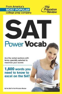 Princeton Review SAT Power Vocab. (Paperback)
