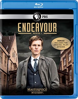 Masterpiece Mystery!: Endeavour: Series 1 (Blu-ray Disc)
