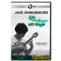 Jake Shimabukuro: Life on Four Strings (DVD)